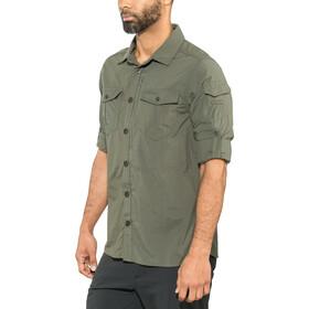 Craghoppers NosiLife Adventure II Long Sleeved Shirt Herr dark khaki